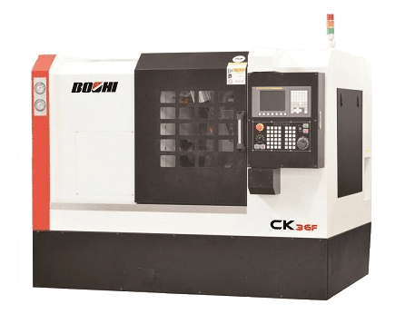 Compact CNC Mill Turn Center