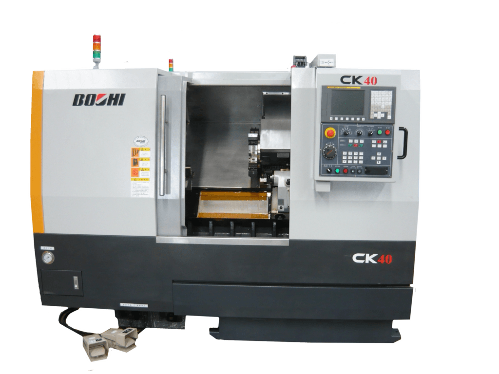 Affordable CNC Slant Bed Lathe