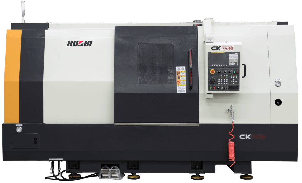 High Production Large CNC Lathe