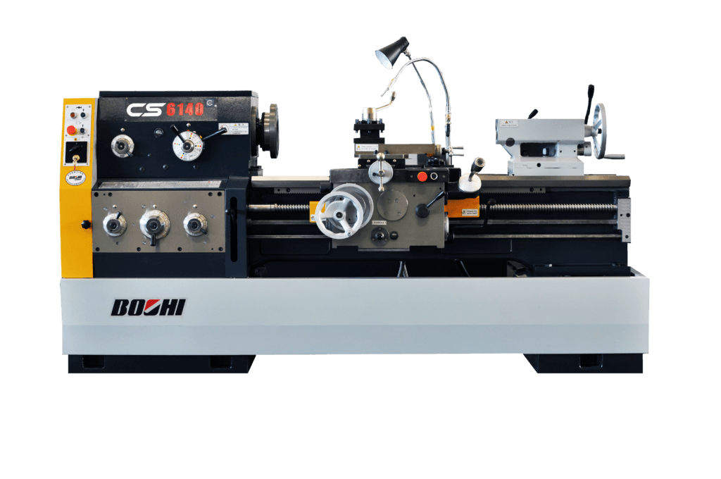 Affordable manual lathe